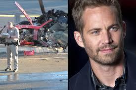 actor paul walker dies in fiery car crash new york post