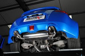nissan 370z custom milltek exhaust for nissan 370z