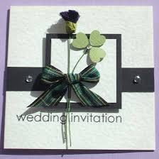wedding invitations glasgow football wedding invitations truly madly weddings