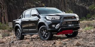 lexus v8 hilux 2017 toyota hilux trd arrives from 58 990 photos 1 of 9