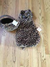 Kids Cheetah Halloween Costume Kids Cheetah Costume Ebay