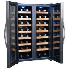 beer refrigerator glass door wine beverage u0026 keg coolers appliances the home depot