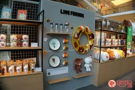Line Store Line Friends Pop Up Store Launches In Ioi City Mall Putrajaya