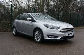 ford focus titanium silver ford focus titanium tdci navigation moondust silver 2015 in