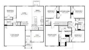 new construction house plans nation 4 bedroom floor plan home plans ideas