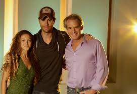 enrique iglesias honored during vevo certified event at the temple