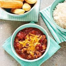 all american chili cooking light all american chili recipe chili recipes turkey sausage and