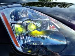 nissan 350z xenon bulbs fiero better automotive lighting blog