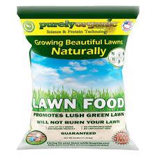 purely organic products 25 lb lawn food fertilizer lfjrdk1 the