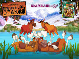 movie brother bear 2 wallpapers desktop phone tablet awesome