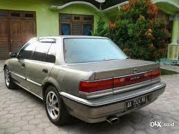 mobil bekas honda civic mobil bekas honda grand civic 1990 magelang lapak mobil dan