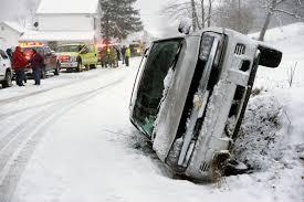 new york late winter storm sends snow sleet to northeast