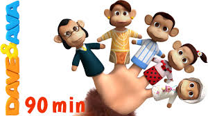 finger family song nursery rhymes and songs