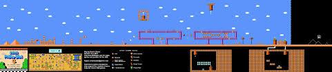 Super Mario Bros 3 Maps Super Mario Bros 3 World 2 1 Map Png V1 0 Neoseeker Walkthroughs