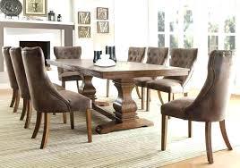 White Oak Dining Room Set - duncan phyfe double pedestal dining room table mahogany oak set