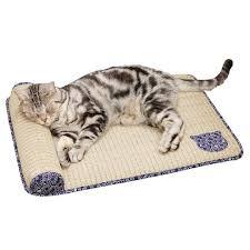 japanese tatami mat cat bed the green head