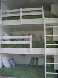 Plans For Triple Bunk Beds by 69 Best Bunks Images On Pinterest Triple Bunk Beds Bed Ideas