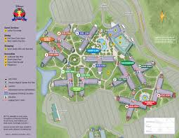 Walt Disney World Maps by All Star Sports Resort Map Walt Disney World Hoping We Get Our