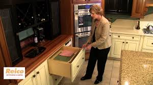 Kitchen Cabinets With Drawers That Roll Out by Kitchen Cabinet Ideas Deep Drawer Cabinet With Built In Roll Out