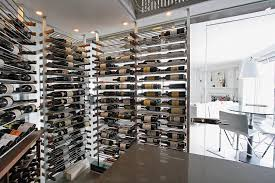 wine cellar design trends for homes and restaurants heritage view larger image luxury modern wine room