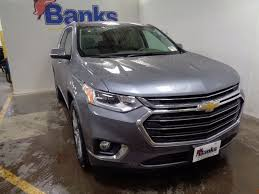 chevrolet traverse 2018 new chevrolet traverse awd premier at banks chevrolet buick