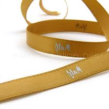 printed ribbon rt020 garment hangtags pvc labels woven labels