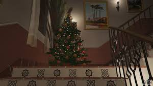 christmas decorations for michael u0027s house for gta 5