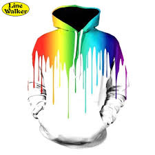 online get cheap rainbow paint hoodie aliexpress com alibaba group