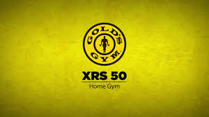 gold u0027s gym xrs 50 home gym youtube