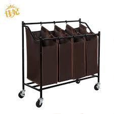 laundry separator hamper wholesale laundry cart wholesale laundry cart suppliers and