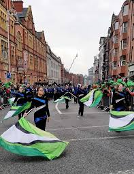 albany band in dublin st patrick u0027s day parade times union