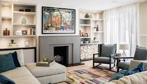 formal living room with fireplace in highgate spark decor