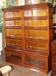 antique cabinets bookcases