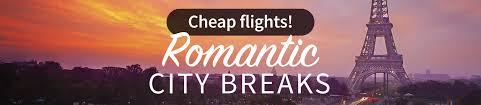 flights for city breaks in europe from 10