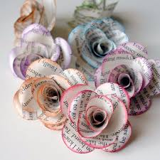 Paper Crafts For Home Decor 75 Cool Diy Projects For Teenagers Paper Roses Organizations
