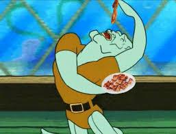 Squidward Future Meme - spongebob memes the stairway the spongebob community