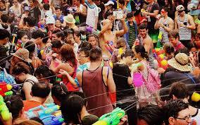 celebrate songkran festival in thailand uvolunteer