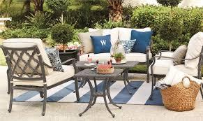Designer Patio Furniture Ballard Designs Outdoor Furniture Furniture Decoration Ideas