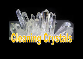 Best Way To Clean Chandelier Crystals How To Cleaning Crystals Liz Kreate Youtube