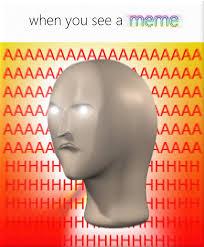 Meme Man - this is basically a postmodern rage guy organic free range memes