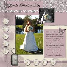 wedding scrapbook pages 58 best scrapbook ideas images on wedding scrapbook