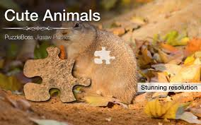 jigsaw puzzles cute animals android apps on google play