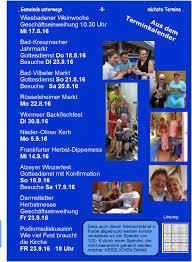 Bad Kreuznacher Jahrmarkt Reisetermine U2013 Evangelische Schaustellerseelsorge