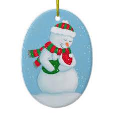 snow ornaments keepsake ornaments zazzle
