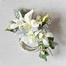 white orchid corsage white orchid corsage green florist