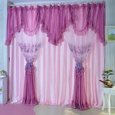 Purple Design Curtains Gorgeous Pink And Purple Curtain Best Curtains Design 2016
