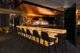 Bar Interior Design Hospitality Design Visit A Paris Restaurant With Glam Style