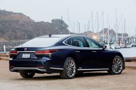 lexus night 2018 lexus ls 500 first drive an ambitious remake