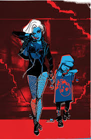 the new 52 black canary vol 1 kicking and screaming ch 6