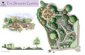 Sensory Garden Ideas Cliffs Botanical Gardens Designs